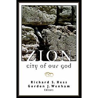 Sion ville de notre Dieu par Hess & S. Richard