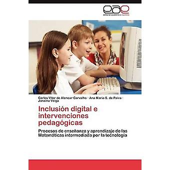 Inclusione digitale E Intervenciones Pedagogicas di Vitor Carvalho Carlos De Alencar