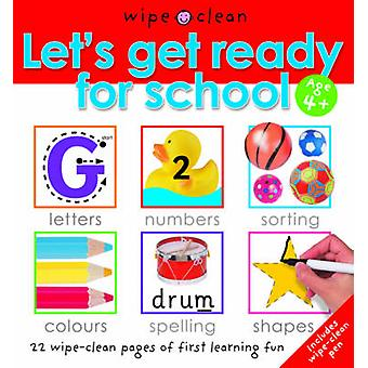 LetS Get Ready for School by Roger Priddy