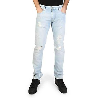 Rifle Men Blue Jeans -- 9580721840
