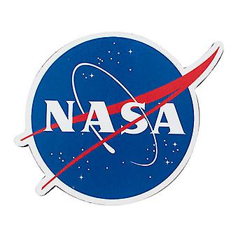 NASA-Logo klobige Quadermagnet