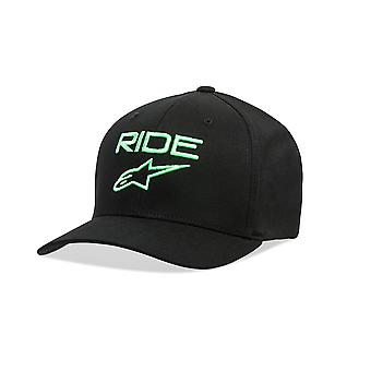 Cappellino Alpinestars Mens ~ Ride 2.0 nero/verde