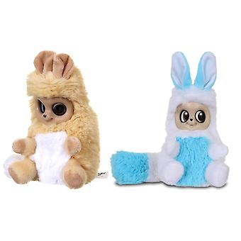 Bush Baby Bundle World Dreamstars Neesha & Oni - 2 Artikel geliefert