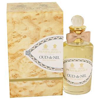 Oud De Nil Eau De Parfum Spray (Unisex) By Penhaligon's 100 ml