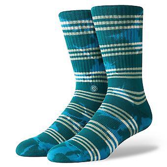 Stance Foundation Mens Socks ~ Kurt green (size L)