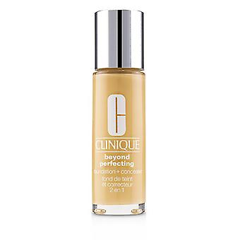 Clinique Beyond Perfecting Foundation & Concealer - # 5.5 Ecru (vf-g) - 30ml/1oz